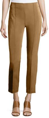 Lafayette 148 New York Gramercy Acclaimed-Stretch Pants