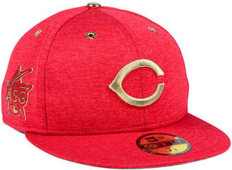 New Era Cincinnati Reds 2017 All Star Game Patch 59FIFTY Cap