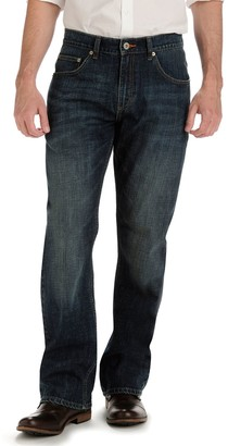9d66eac0 Lee Men's Modern Series Stretch Relaxed Bootcut Jeans