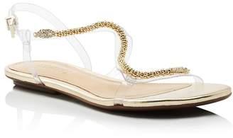 Schutz Women's Gabbyl Embellished Sandals