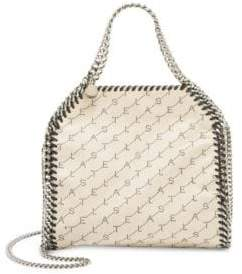 Stella McCartney Mini Falabella Monogrammed Shoulder Bag