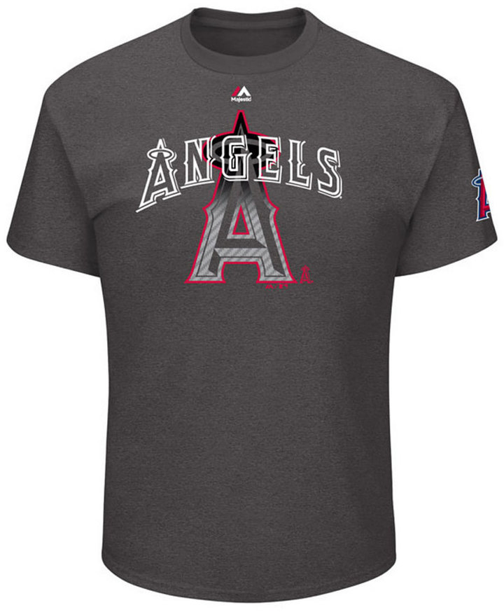 Majestic Men's Los Angeles Angels of Anaheim Free Agent T-Shirt