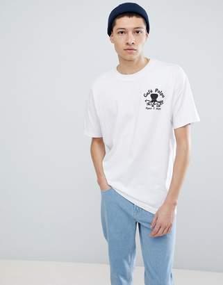 Weekday Frank Cafe Polpo T-Shirt
