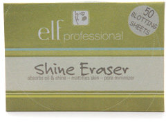 e.l.f. professional Shine Eraser Blotting Sheets