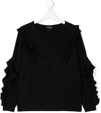 Little Remix TEEN Sandie ruffled sweater