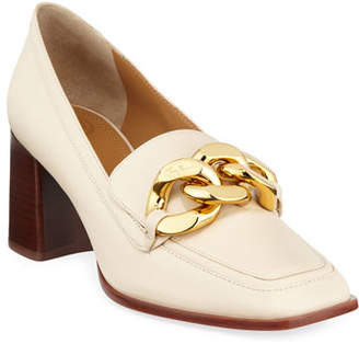 Tory Burch Adrien 65mm Loafer Pumps