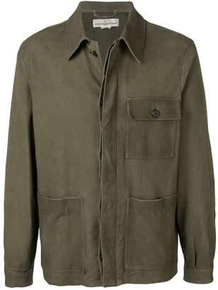 Golden Goose flap pocket shirt jacket