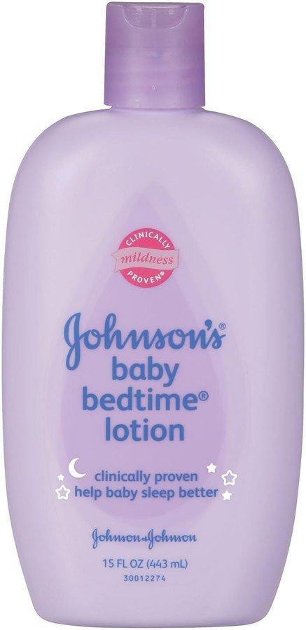 Johnson's Baby Bedtime Lotion - Lavender & Chamomile - 15 oz