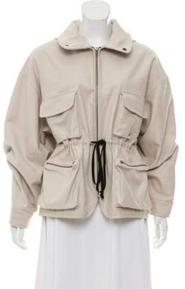 Creatures of Comfort Oversize Hooded Jacket