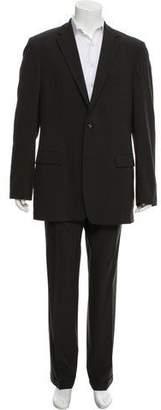 HUGO BOSS Boss by Two-Button Virgin Wool Suit