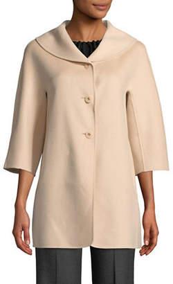 Max Mara Palazzi Wool-Blend Coat