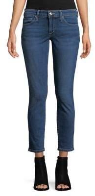 Joe's Jeans Cropped Flare Skinny Jeans