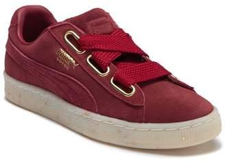 Puma Suede Heart Celebrate Sneaker