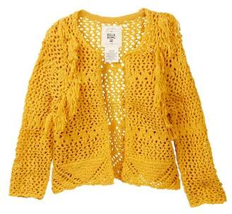 Billabong Dancing Dandy Cardigan (Little Girls & Big Girls)
