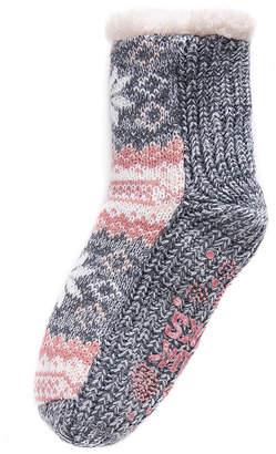 Muk Luks Cabin Socks 1 Pair Boot Socks - Womens