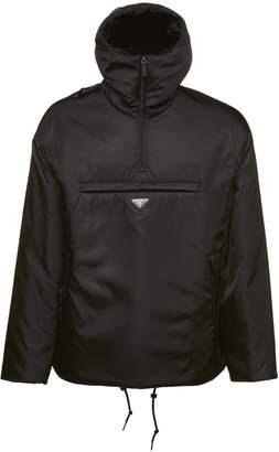 Prada Linea Rossa Hooded Jacket
