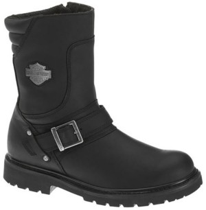 Harley-Davidson Booker Men's Motorcycle Riding Boot Men's Shoes