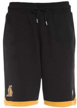 Marcelo Burlon County of Milan Lakers Sports Shorts