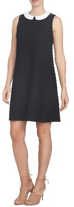 Women's Cece Textured A-Line Dress $99 thestylecure.com