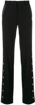 Givenchy star stud tailored trousers