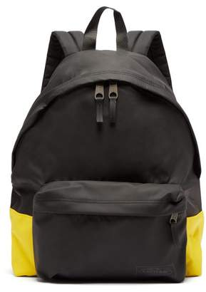 Eastpak Padded Pak'r Backpack - Mens - Black Yellow