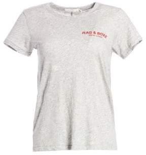 Rag & Bone Logo Tee