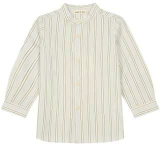 Babe & Tess Striped Shirt