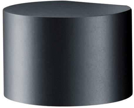 Helestra EEK A+, LED-Außenleuchte Siri 44 Aluminium