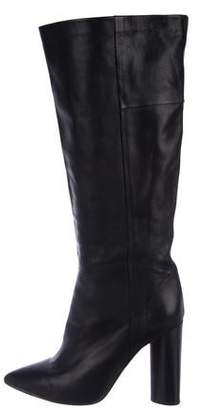 IRO Leather Knee-High Boots