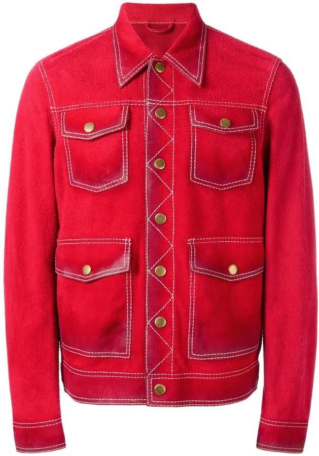 DSQUARED2 denim design jacket