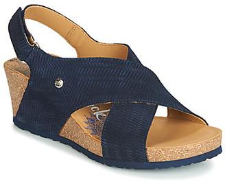 Panama Jack VALESKA women's Sandals in Blue
