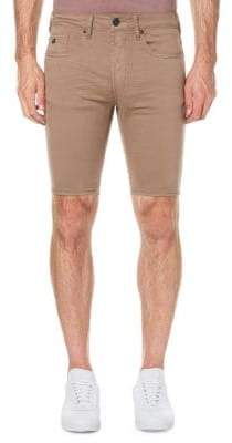 Buffalo David Bitton Parker Khaki Shorts
