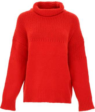 Jil Sander Oversized Pullover