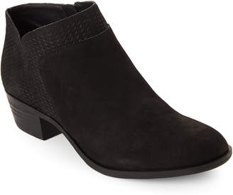 Lucky Brand Black Brintly Booties
