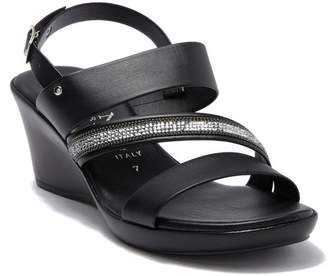 d0479369b ... Nordstrom Rack · Italian Shoemakers Peppa Embellished Strappy Sandal