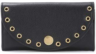 See by Chloe Kriss embellished leather wallet