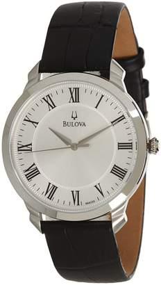 Bulova Mens Dress - 96A133 Analog Watches