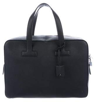 Tom Ford Pebbled Leather Briefcase