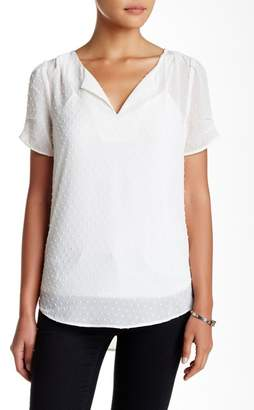 Daniel Rainn DR2 by Short Sleeve Blouse
