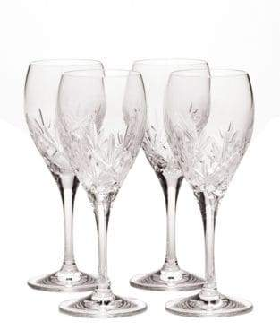 Mikasa Orion Wine Glass Set of 4