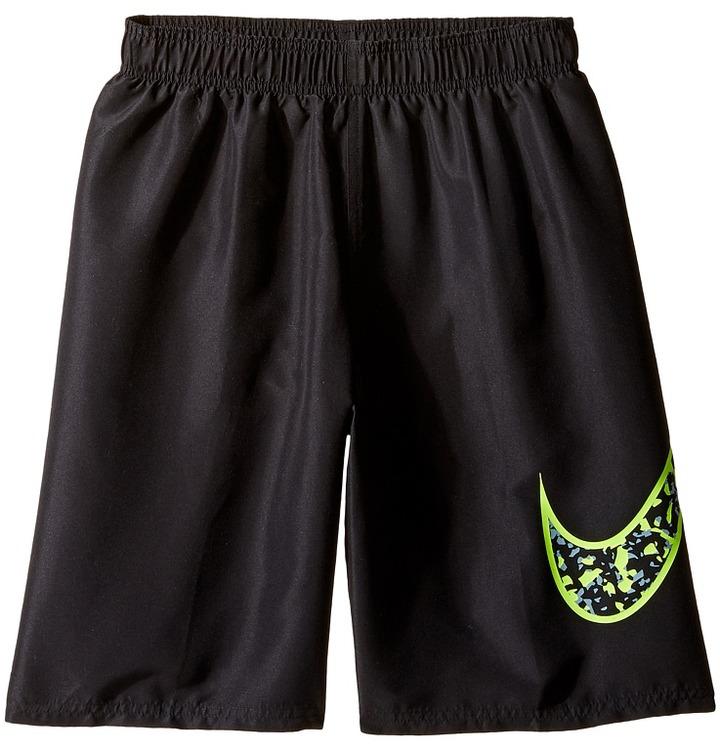 Nike Kids - Core Swoosh 9 Trunk Boy's Swimwear