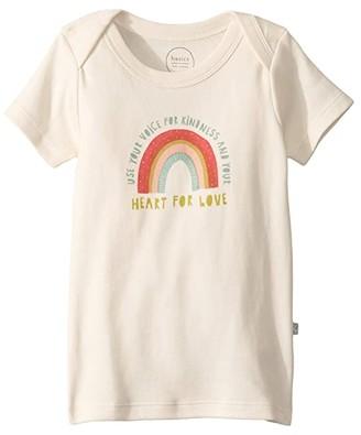 Finn + emma Kindness Rainbow T-Shirt (Infant/Toddler)