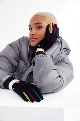 Echo Colorblock Fourchette Glove