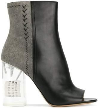 b660daa0ccd4 Maison Margiela High Heel Women s Boots - ShopStyle