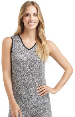 Cuddl Duds Women's Softwear Lace Trim Tank