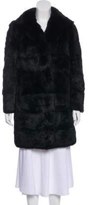 Fur Short Shearling Coat