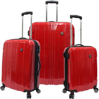 Traveler's Choice Sedona 3Pc Luggage Set