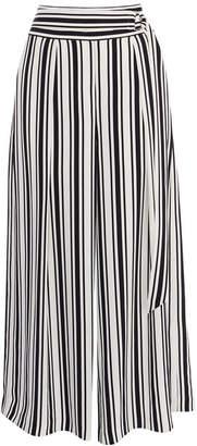 Karen Millen Striped Culottes