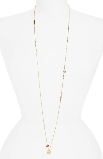 Marc By Marc JacobsWomen's Marc Jacobs Coin Layered Pendant Necklace