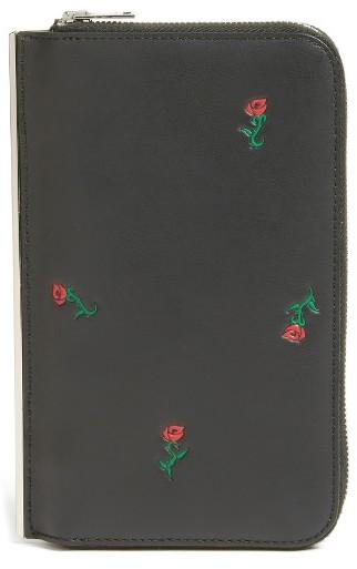 Alexander WangWomen's Alexander Wang Rose Leather Continental Wallet - None